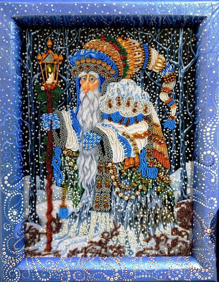 """Набор для вышивки """"Рождественский чародей"""""""