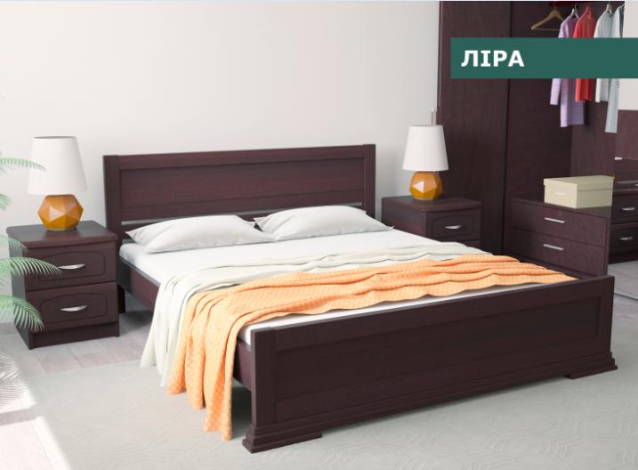 "Ліжко ""Ліра"" (160х200)"