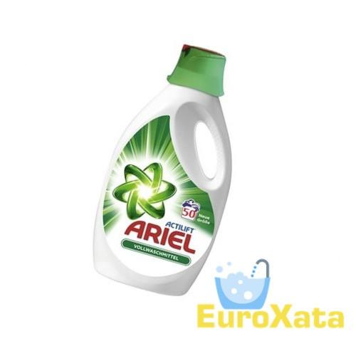 Гель для стирки Ariel Actilift Vollwaschmittel 50 стирок (2.75 л) Германия