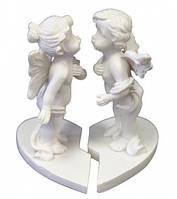 Керамические ангелы белые