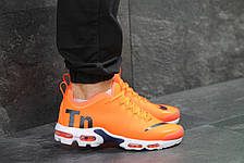 Мужские кроссовки Nike air max TN,оранжевые 44р, фото 3