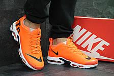 Мужские кроссовки Nike air max TN,оранжевые 44р, фото 2
