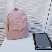"""Женский рюкзак городской, стильный, """"Chanel"""", 059037, фото 1"""