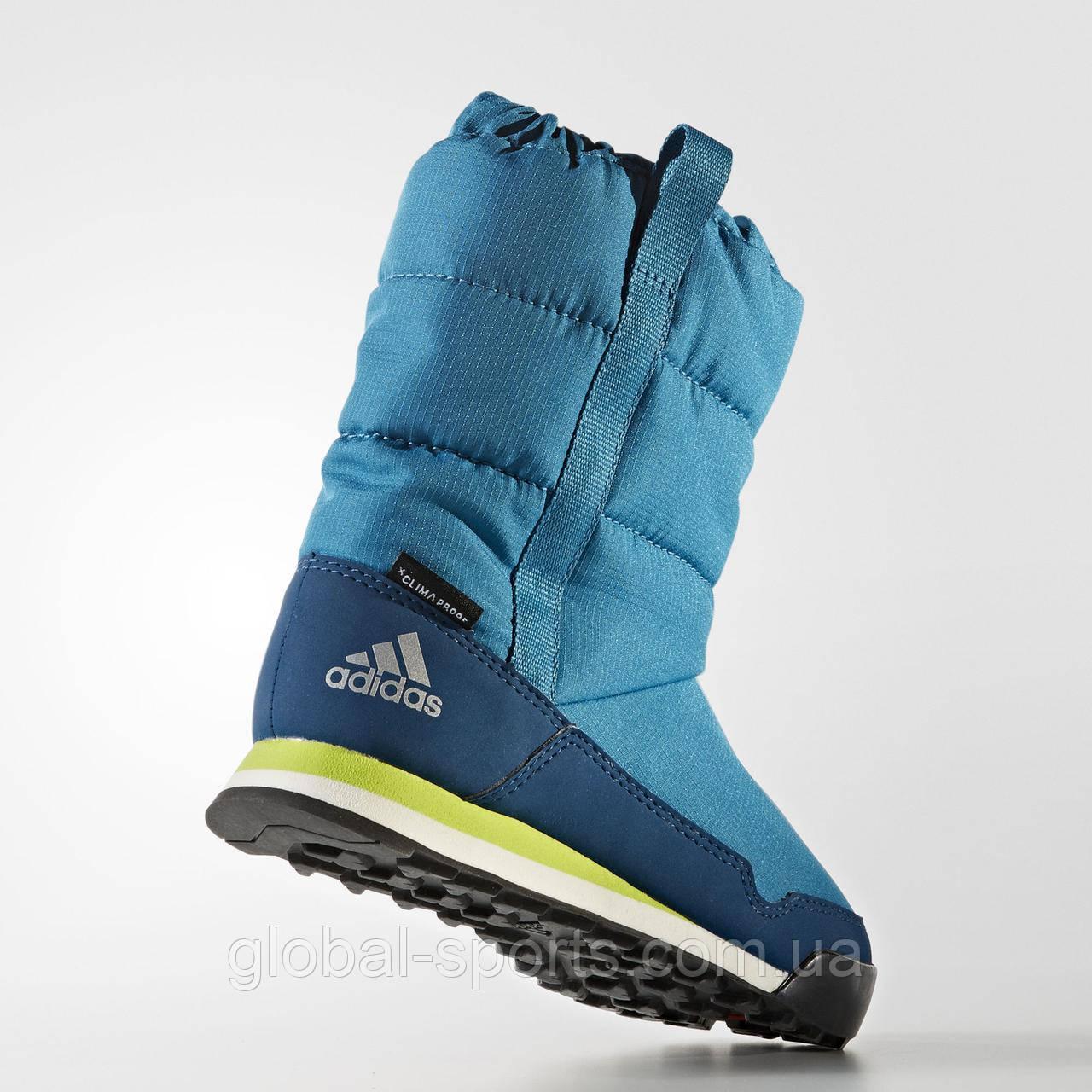 386d4a8a ... фото Детские сапоги Adidas CW SNOWPITCH SLIP-ON K (Артикул: S80823), ...