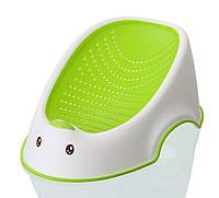 Горка для купания Утенок Babyhood зеленая (BH-208G)