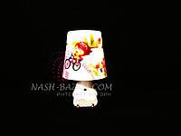 Яркий, стильный, позитивный  ночной светильник «детство» на основе oled-технологии с контролем освещения