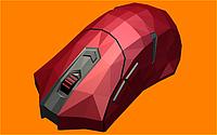Пластиковая форма для мыла №497 - Мышка геймера