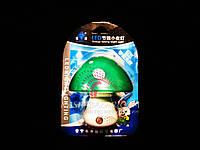Удобный, практичный и симпатичный светодиодный ночник с датчиком света для детской комнаты грибочек hs-208