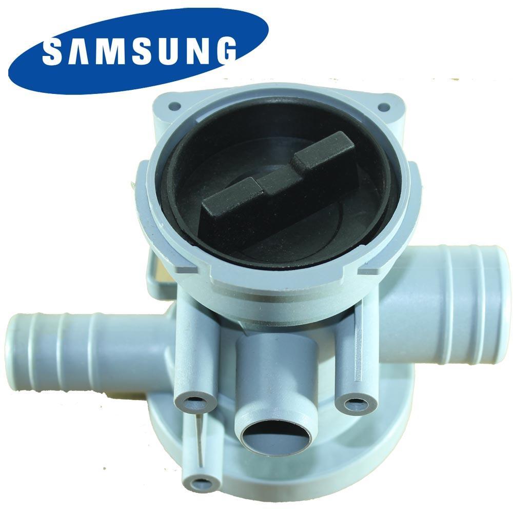 Корпус насоса стиральной машины Samsung DC61-01674E (с фильтром)