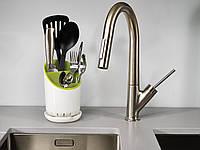 Стильная подставка для кухонных приборов Cutlery Drainer and Organizer