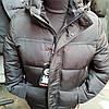 Куртка мужская оптом зима черная , фото 3