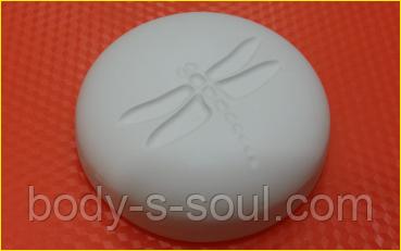 Пластиковая Форма для мыла - 349 - Стрекоза круг