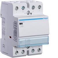 Контактор стандартный 40А, 4НЗ, 230В, 3М (Hager)
