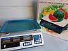 Весы электронные, торговые с калькулятором, с наибольшим пределом взвешивания до 40 кг, ваги., фото 2