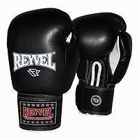Боксёрские перчатки Reyvel Винил 12 унций Красные