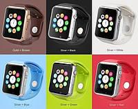 Часы Smart watch  A1, Умные часы, Часы наручные унисекс, Смарт часы с блютузом