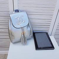 """Женский рюкзак городской, стильный, """"Chanel"""", 059040, фото 1"""