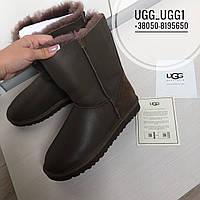 Original ugg Australia женские коричневые змейка