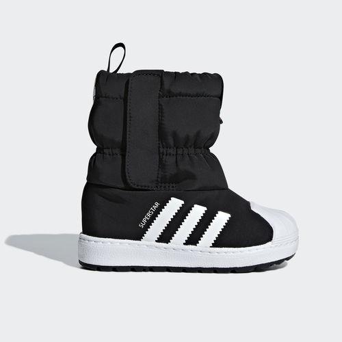 1009fefcf Детские ботинки Adidas Performance Superstar (Артикул: B22502) - Интернет- магазин «Эксперт