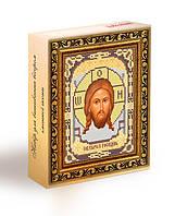 Набор для вышивания бисером икона Господь Спас Нерукотворный