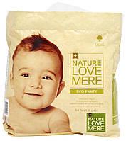 NATURE LOVE MERE - Подгузники-трусики (XL) Eco 20 шт, 11-14 кг NLM, фото 1