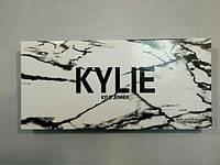 Набор помад Kylie White в коробке 12 в 1 белый мрамор