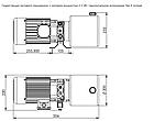 Гідростанції підйомних столів, ножичних підйомників GPA, фото 5