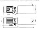 Гідростанції підйомних столів, ножичних підйомників GPA, фото 6