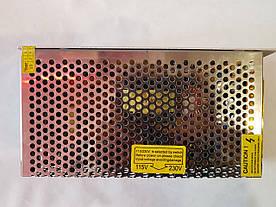 Блок питания, преобразователь напряжения 12V 10А 120Вт МЕТАЛЛ