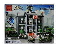 "Конструктор BRICK 825 ""Штаб квартира"" (1048 деталей)"