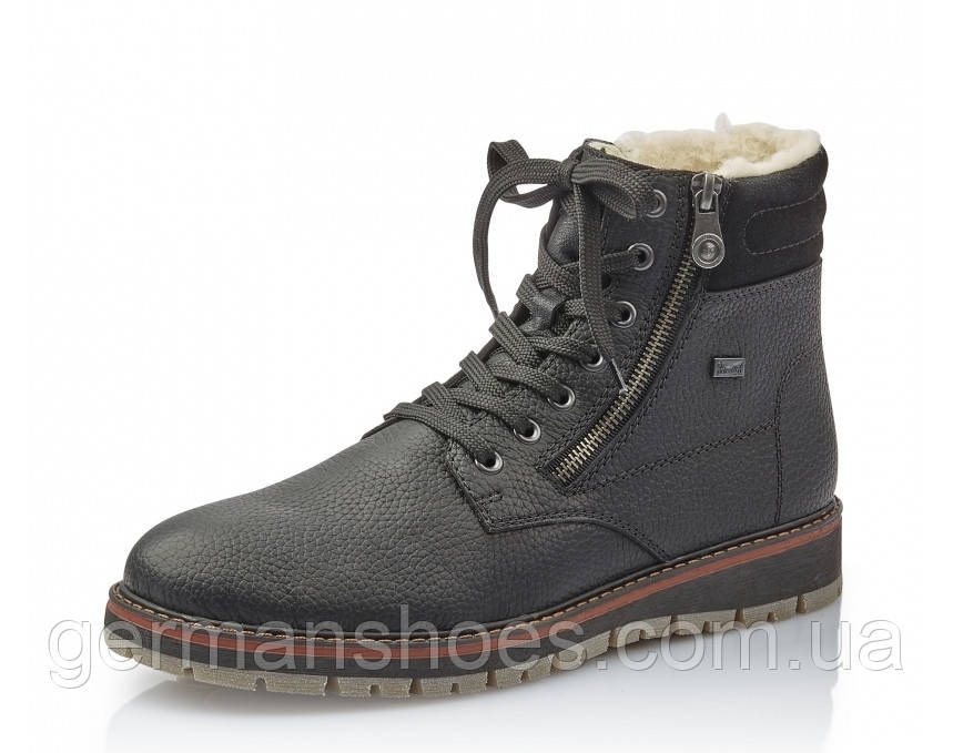 Ботинки мужские Rieker F4101-00