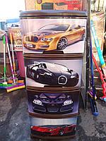 Детский пластиковый комод авто 7