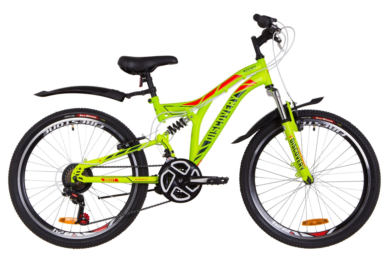 Велосипед (детский) подростковый горный 24