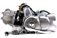 Двигатель Альфа / Дельта 110куб механика d-52.4мм Alpha Lux