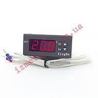 Высокотемпературный терморегулятор W2030 12v, фото 1