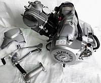Двигатель Delta 110куб механика d-52.4мм