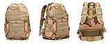 Рюкзак TAD тактический, походной, штурмовой, туристический, военный molle 38л, фото 8