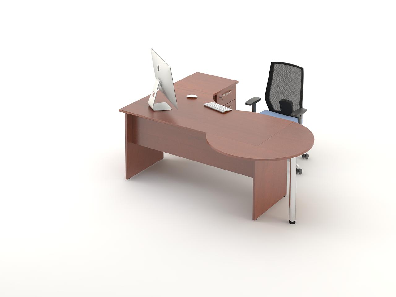 Комплект мебели для персонала серии Атрибут композиция №2 ТМ MConcept