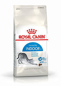 Royal Canin Indoor корм для кошек до 7 лет, живущие в помещении, 4 кг