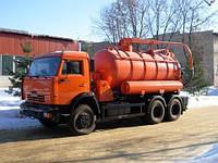 Откачка канализации Киев (067) 232 81 77, фото 1