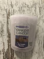 "Ароматическая свеча ""Осень"" Yankee Candle"