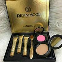Набор косметики Dermacol 6 в 1 M809 тональный крем
