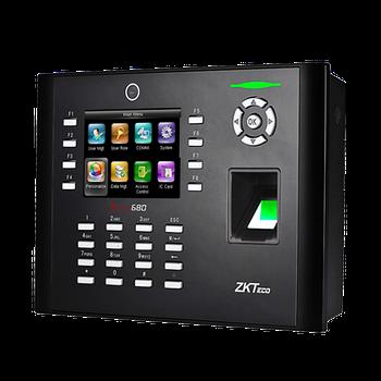 Контроль рабочего времени и доступа ZKTeco iClock 680