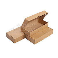 Картонные коробки самосборные 286*148*55 бурые
