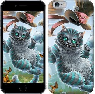 """Чехол на iPhone 6s Чеширский кот """"3993c-90-15886"""""""