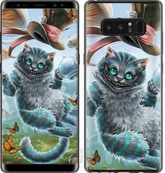 """Чехол на Samsung Galaxy Note 8 Чеширский кот """"3993c-1020-15886"""""""