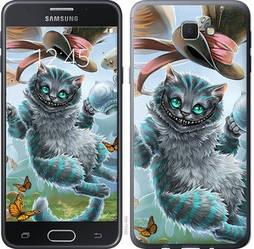 "Чехол на Samsung Galaxy J5 Prime Чеширский кот ""3993u-465-15886"""