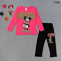 Костюм Mickey Mouse для девочки. 1-2;  3-4;  5-6;  7-8 лет, фото 1