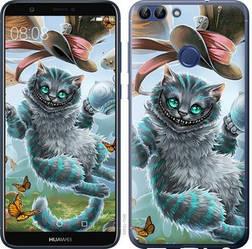 """Чехол на Huawei P Smart Чеширский кот """"3993c-1346-15886"""""""