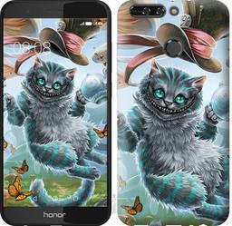 """Чехол на Huawei Honor V9 / Honor 8 Pro Чеширский кот """"3993u-1246-15886"""""""